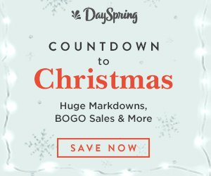 DaySpring Christmas Offers