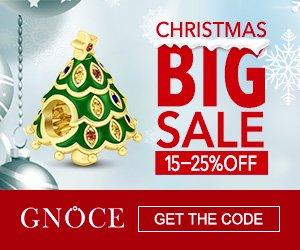 Gnoce Christmas Sale