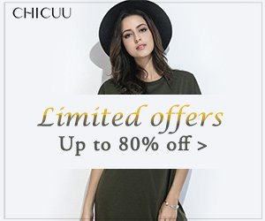 CHICUU Limited Offers Upto 80% Off!