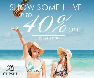 Show Much Love! Up to 40% Off! Free Shipping! Shop Now!
