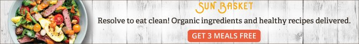 3 Meals Free Sun Basket Coupon Code