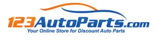 123AutoParts Coupon code