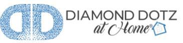 Diamond Dotz at Home