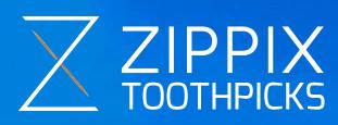 Zippix Toothpicks Coupon code