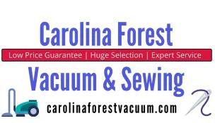 Carolina Forest Vacuum Coupon code